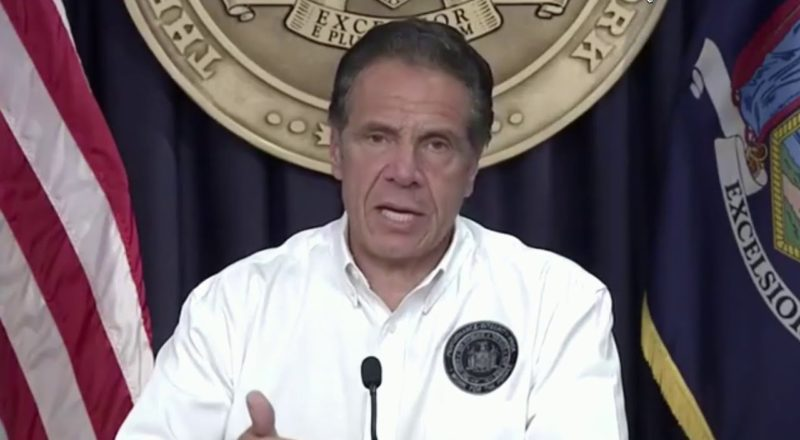 'Take the storm seriously': Cuomo declares state of emergency as Hurricane Henri nears 1