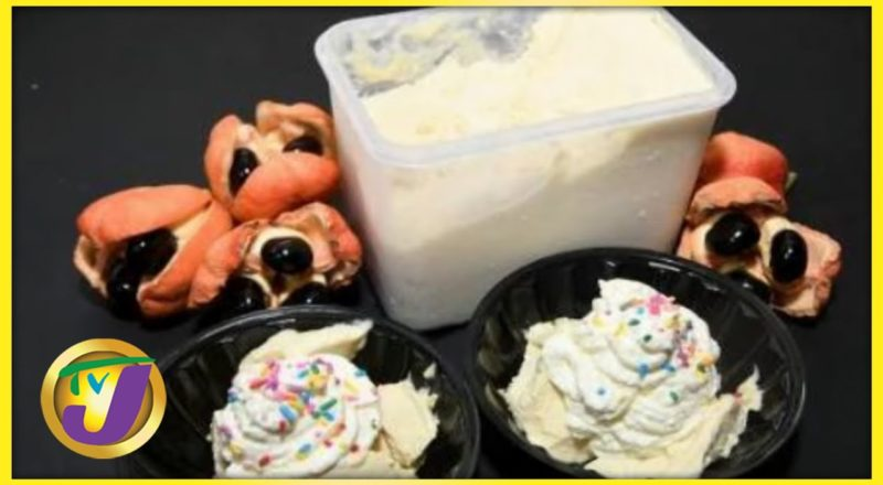 Jamaican Chef Creates Ackee Ice-Cream | TVJ Smile Jamaica 1