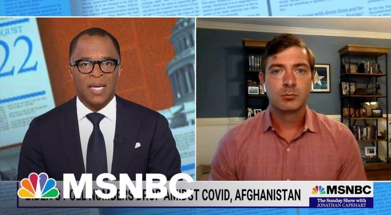 Retired U.S. Army Captain Dan Berschinski Discusses If 20 Years In Afghanistan Was Worth It 1
