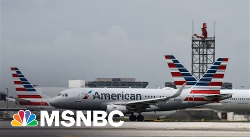 18 U.S. Commercial Planes To Aid Evacuation in Afghanistan 1
