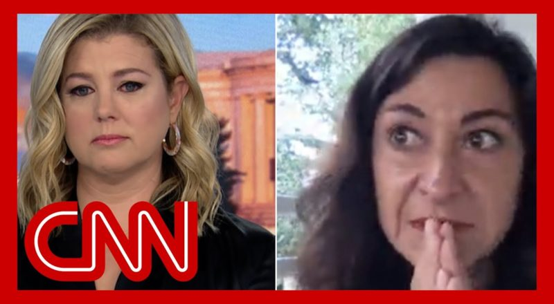 Chilling voice memo brings photojournalist and Brianna Keilar to tears 1