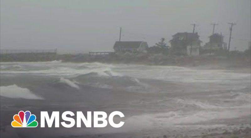 FEMA Deployed Across Northeast Ahead of Henri Landfall 1