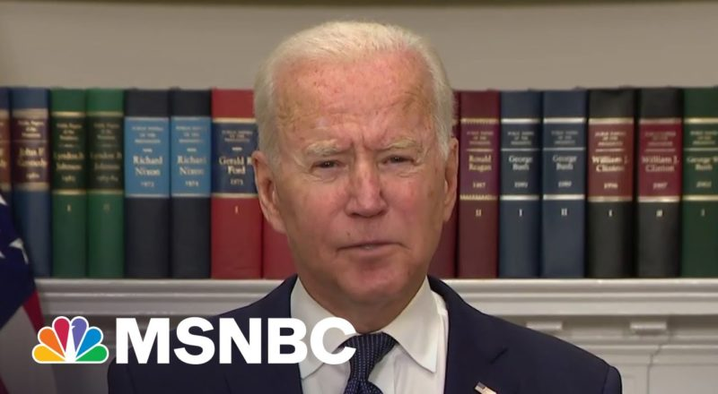 Biden on Henri: 'Preparations Are In Place To Address Significant Power Outages' 1
