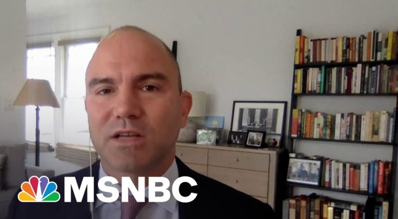 Ben Rhodes: GOP Will Be 'Put To The Test' With Afghan Refugee Resettlement 1