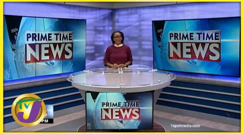 Jamaican News Headlines   TVJ News - August 20 2021 1
