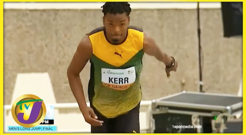 U20 Athletics Championship | Jamaica's 2nd Medal - August 20 2021 1