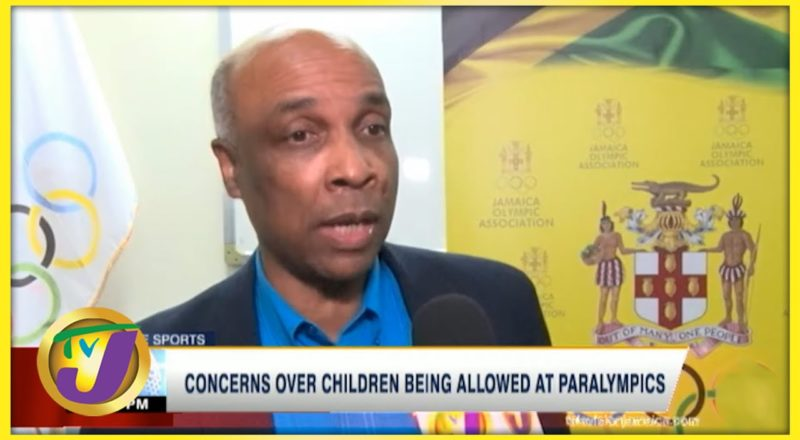 Concerns Over Children Being Allowed at Paralympics - August 20 2021 1