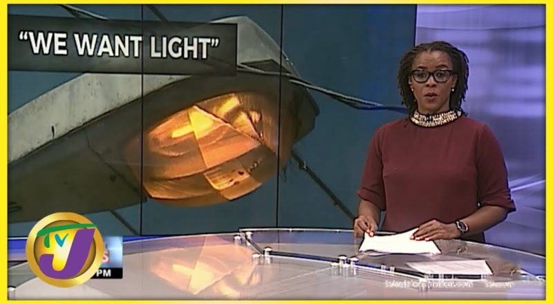 St. Thomas Residents Still Without Electricity | TVJ News - August 20 2021 1
