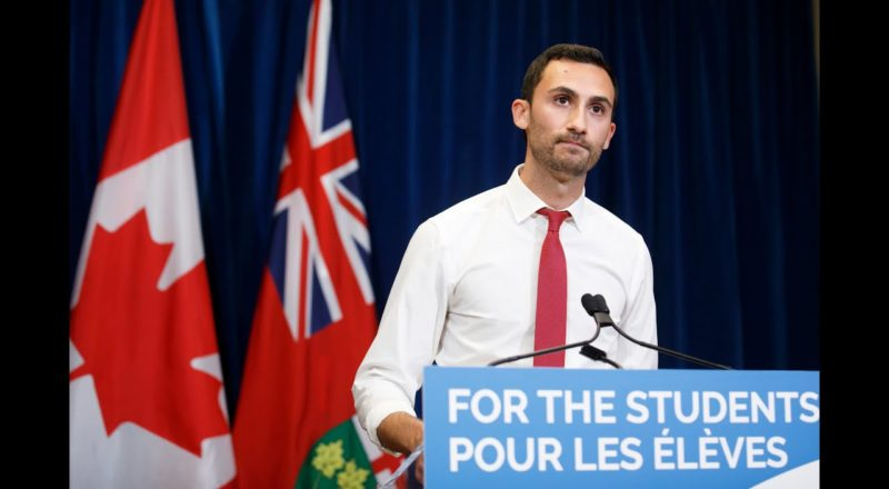 Lecce: Unvaccinated students in Ont. won't face any different rules within class setting 1