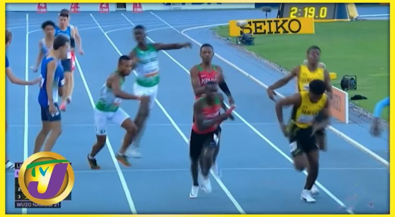 World Athletics U20 Championships Review - August 22 2021 1