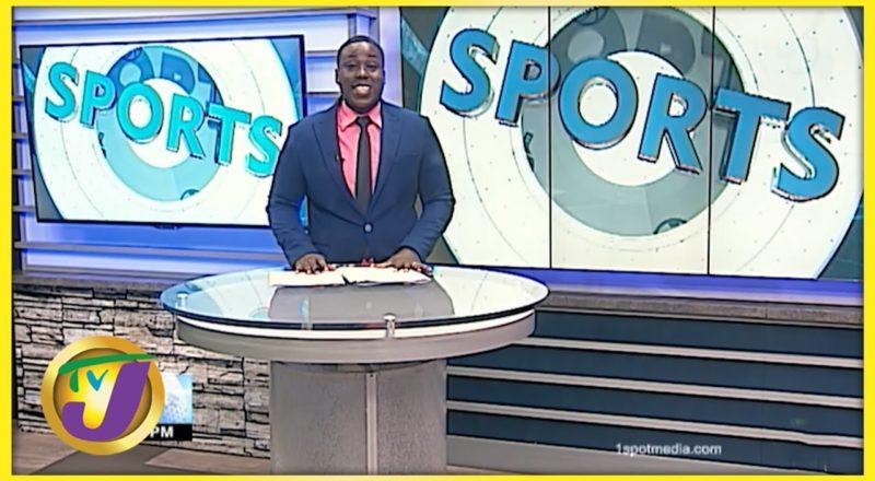 Jamaican Sports News Headlines - August 22 2021 1