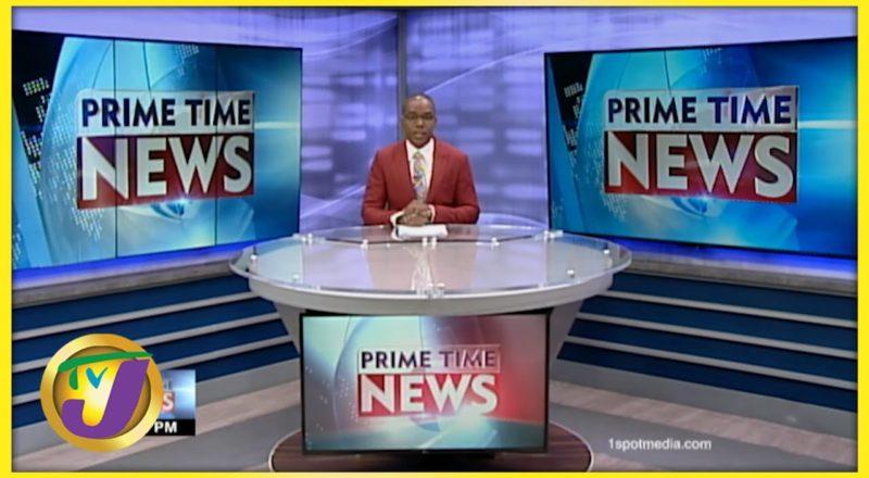 Jamaican News Headlines | TVJ News - August 22 2021 1