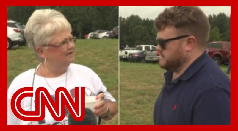 'God is separating the sheep from the goats': Trump supporter on why she remains unvaccinated 1