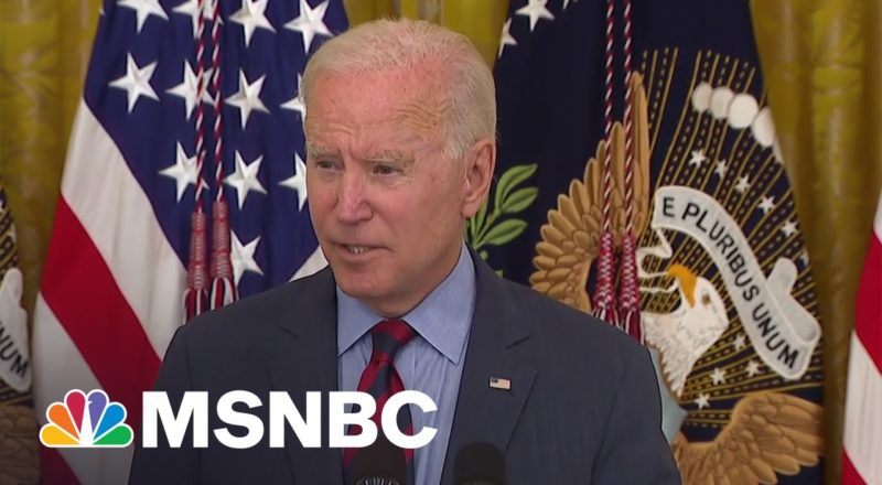 Biden On Cuomo Sexual Harassment Report: 'I Think He Should Resign' 1