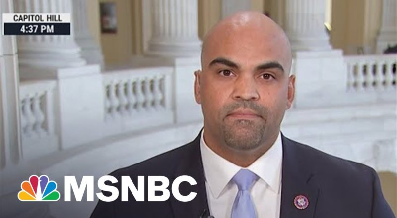 Rep. Colin Allred On Afghanistan's 'Speed Of Collapse' 7