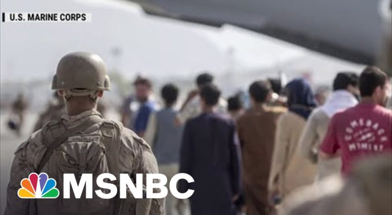 Biden Considers Extending Afghanistan Withdrawal Deadline By End Of August 1
