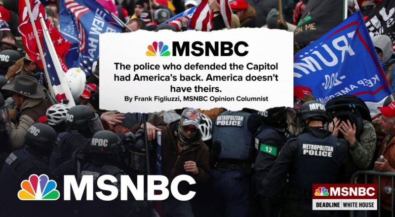 The Tragedy Of Jan. 6 Continues For The First Responders | MSNBC 1