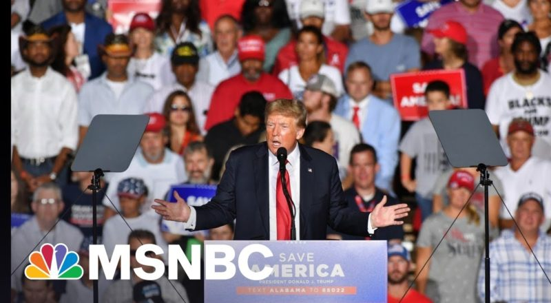 'Donald Trump Fears That Crowd': How Hecklers Are Controlling Public Health Policy 9