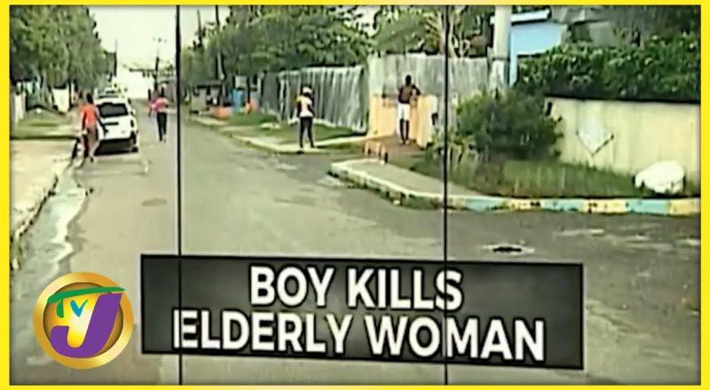 Elderly Woman Murdered | Jamaica Bad Wud Law | PNP in Damage Control Mode 1
