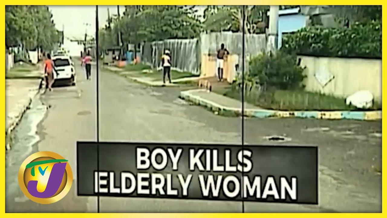Elderly Woman Murdered   Jamaica Bad Wud Law   PNP in Damage Control Mode 5