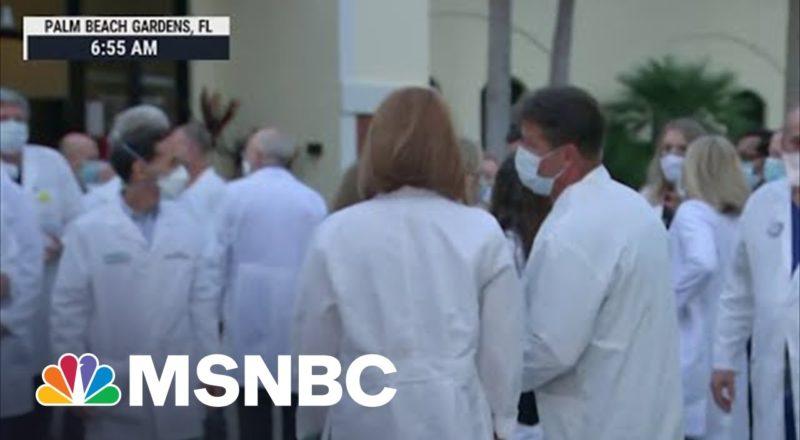 South Florida Doctors Voice Frustration 4