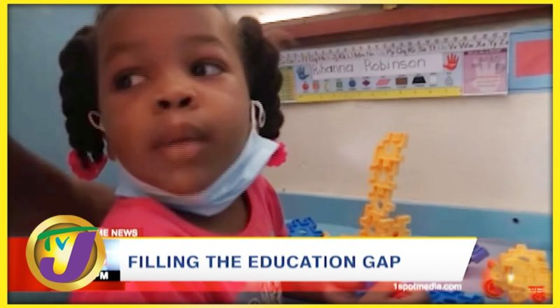Filling the Education Gap | TVJ News - August 23 2021 1