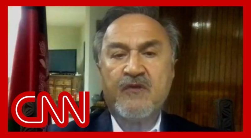 Kabul mayor tells CNN why he stayed while other leaders fled 1