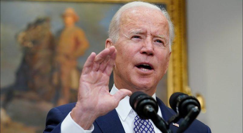 'The sooner we can finish, the better': Joe Biden on Afghanistan evacuation 1