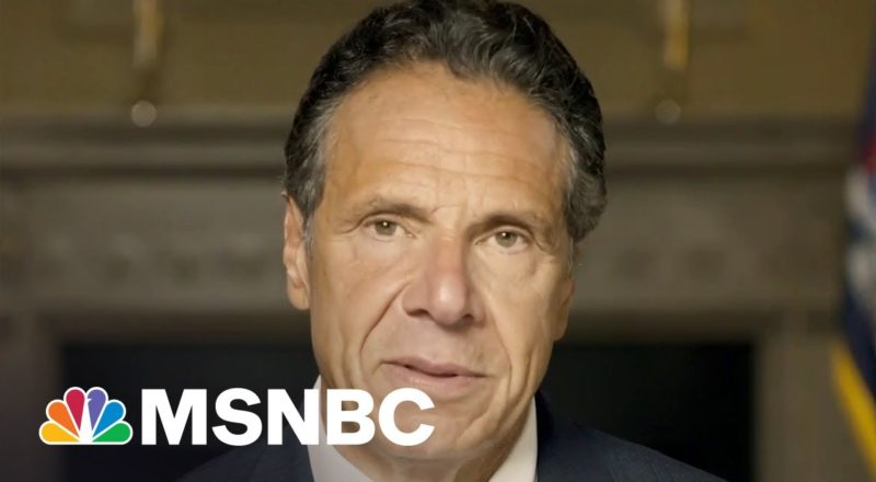 NY State Assembly Member: If Cuomo Does Not Resign We Must Impeach 1