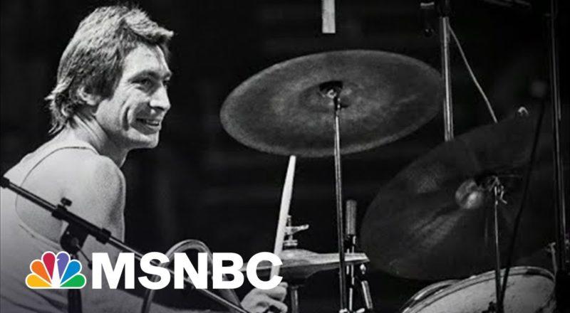 Remembering Rolling Stones Legendary Drummer Charlie Watts 1