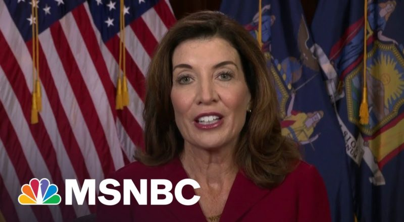 Gov. Kathy Hochul: Transparency Will Be The Hallmark Of My Administration 1