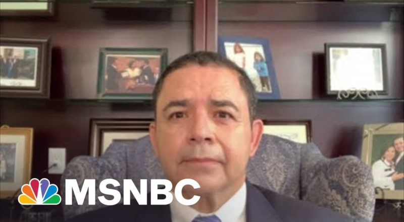 Rep. Cuellar On Moderates Backing Reconciliation: 'We're On The Same Page' 1