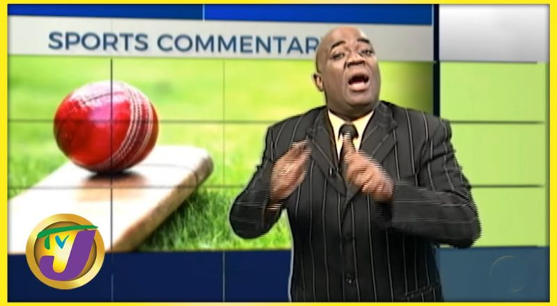 West Indies vs Pakistan   TVJ Sports Commentary - August 24 2021 1