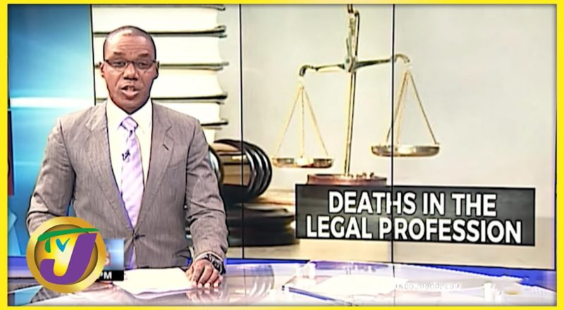 Impact of Covid-19 on Jamaica's Justice System | TVJ News - August 24 2021 1