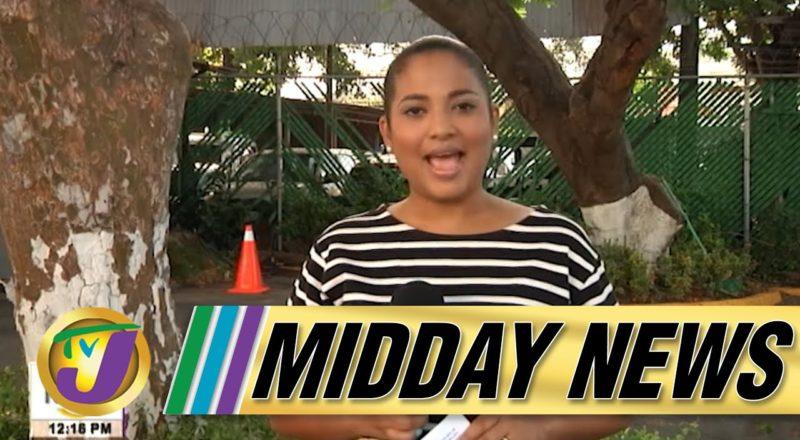 Jamaican Nurses Call in Sick | PNP Warns of Food Crisis | TVJ Midday News - August 25 2021 1