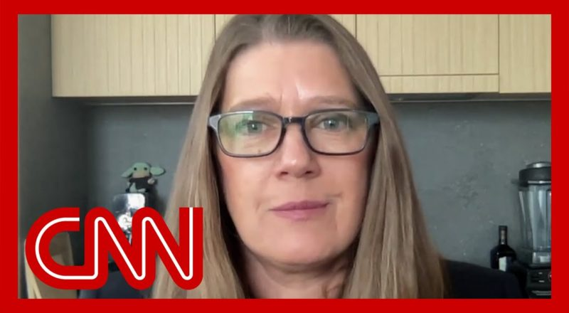Mary Trump: Donald is desperate for the truth to remain hidden 1