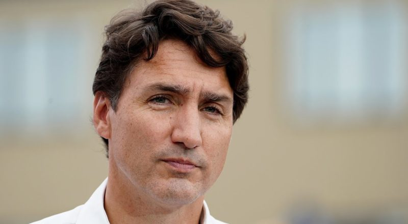 'Incredibly difficult': Trudeau on mission in Kabul ending 6