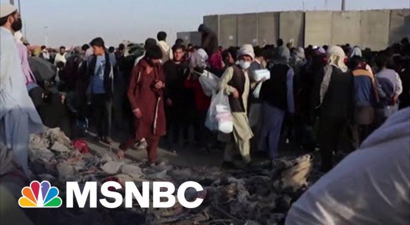 Afghanistan Vet: Biden Taking Responsibility For Challenging Evacuation 5