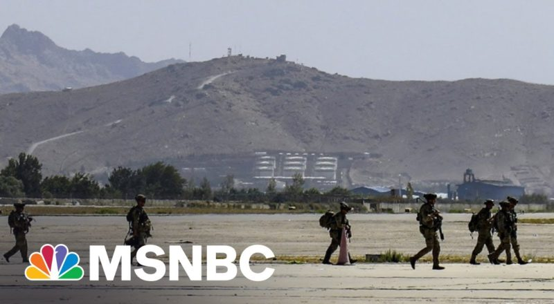 McCaskill On Afghanistan: It Was Never Going To End Smoothly 1