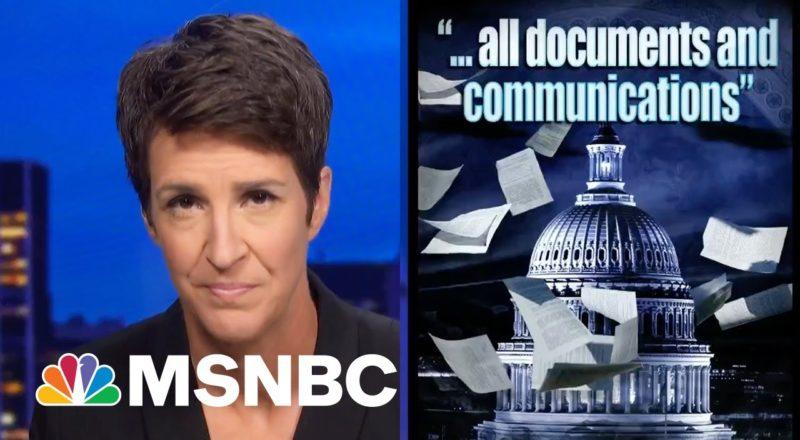 Watch Rachel Maddow Highlights: August 25th | MSNBC 1