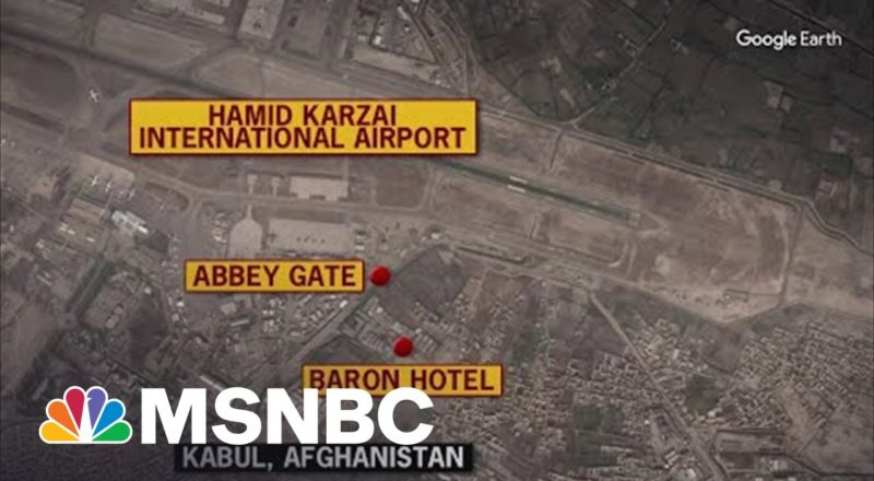 Taliban Sources: 13 People Killed From Suicide Attack Near Kabul Airport 1