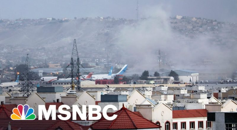 Number Of US Service Members Killed In Complex Attack At Kabul Airport 1