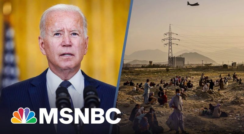 'My Heart Aches For You': Biden To Families Of Service Members Killed In Kabul 1