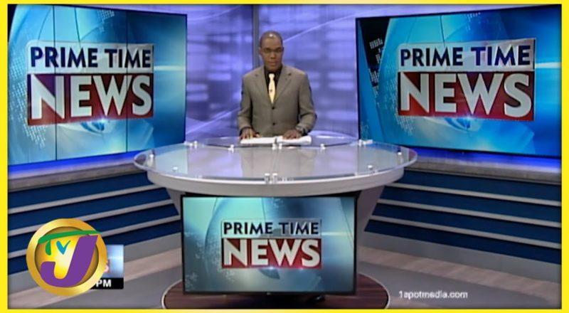 Jamaican News Headlines | TVJ News - August 25 2021 1