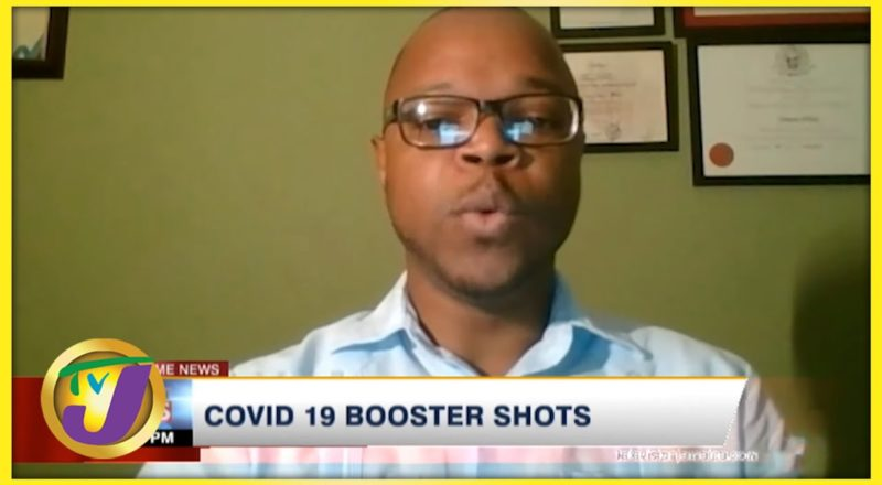 To Take or Not to Take Covid-19 Booster Shots | TVJ News - August 25 2021 1