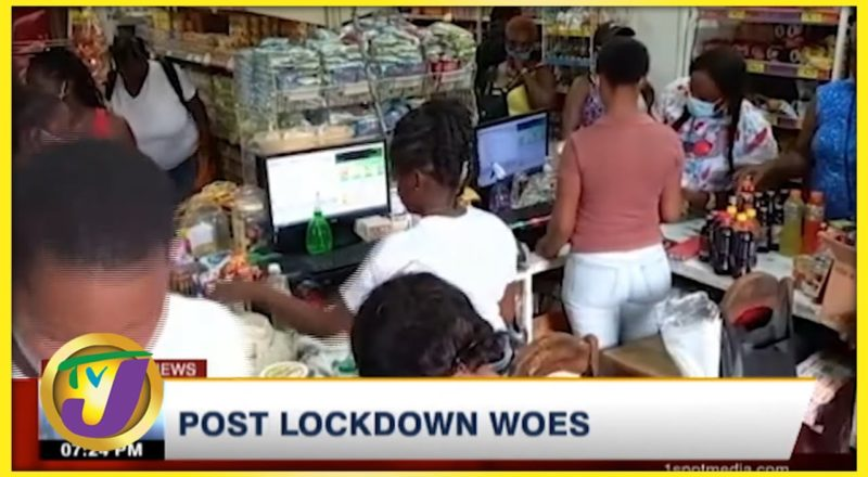 Post Lockdown Stress | TVJ News - August 25 2021 1