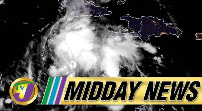 Flash Flood Warning for Jamaica   Hospitals Buckling Under Covid Pressure - August 26 2021 1