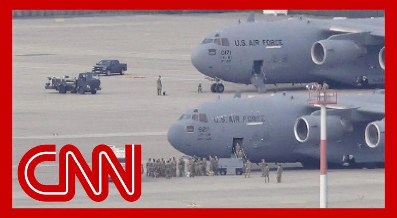 See inside US air base preparing Afghans for new life in America 1