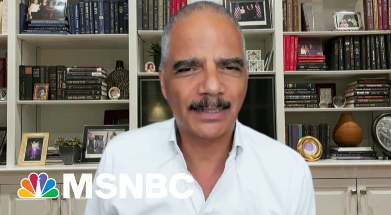 Holder: Why Republicans Want To Keep District Maps Away From The Public 2