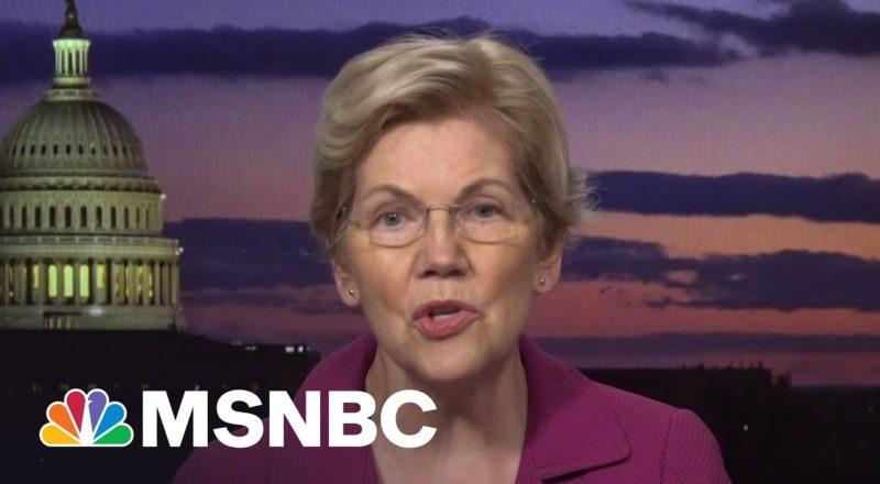 Sen. Warren: Biden Canceling Student Loan Debt Is 'Matter Of Economic Justice' 6